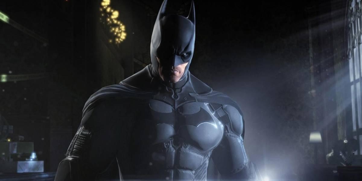Anuncian pase de temporada para Batman: Arkham Origins