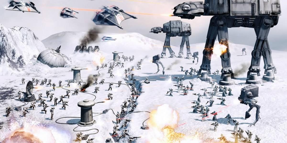 La Batalla de Hoth y su paso en los videojuegos