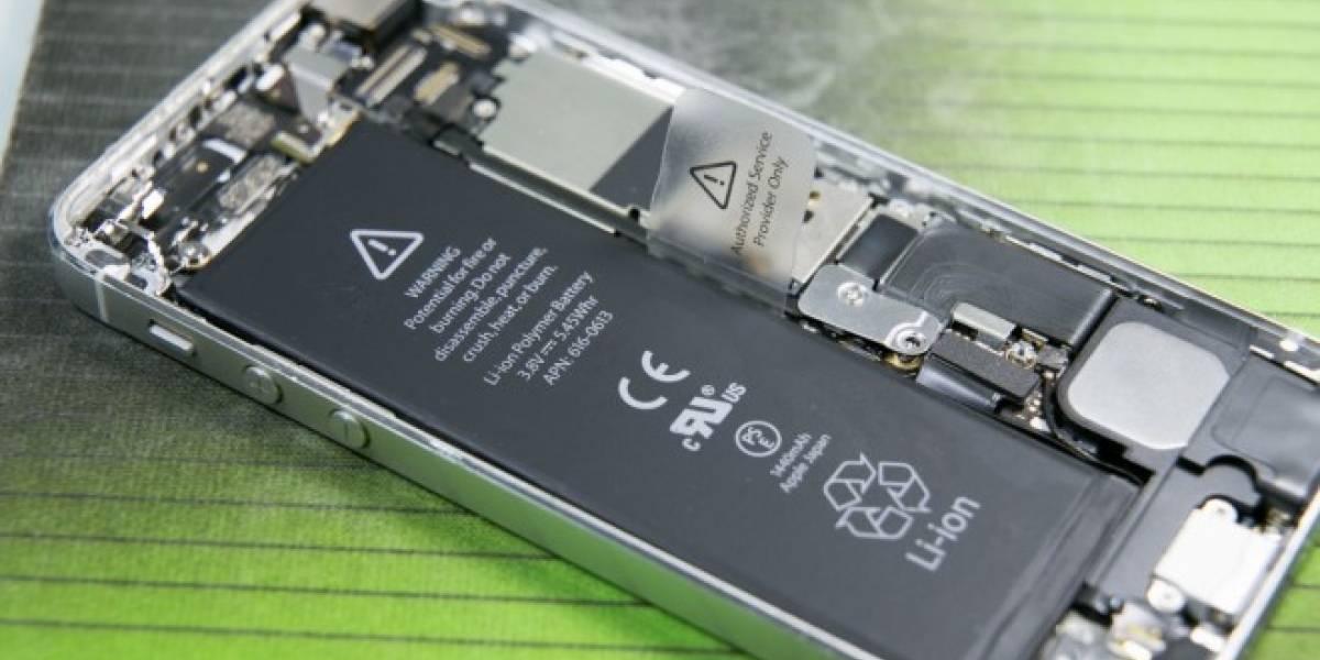 Apple llama a revisión los iPhone 5 vendidos en México