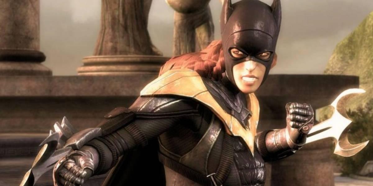 Vean a Batgirl en acción en nuevo tráiler de Injustice: Gods Among Us