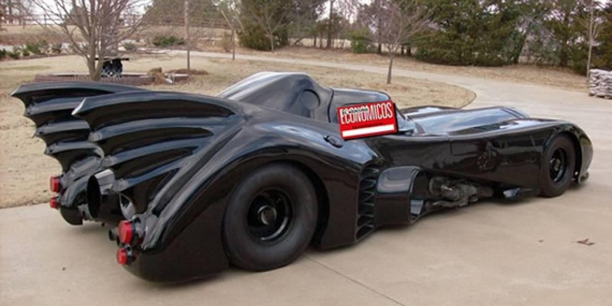 Atención Ciudad Gótica: Batimóvil por US$500.000 en eBay