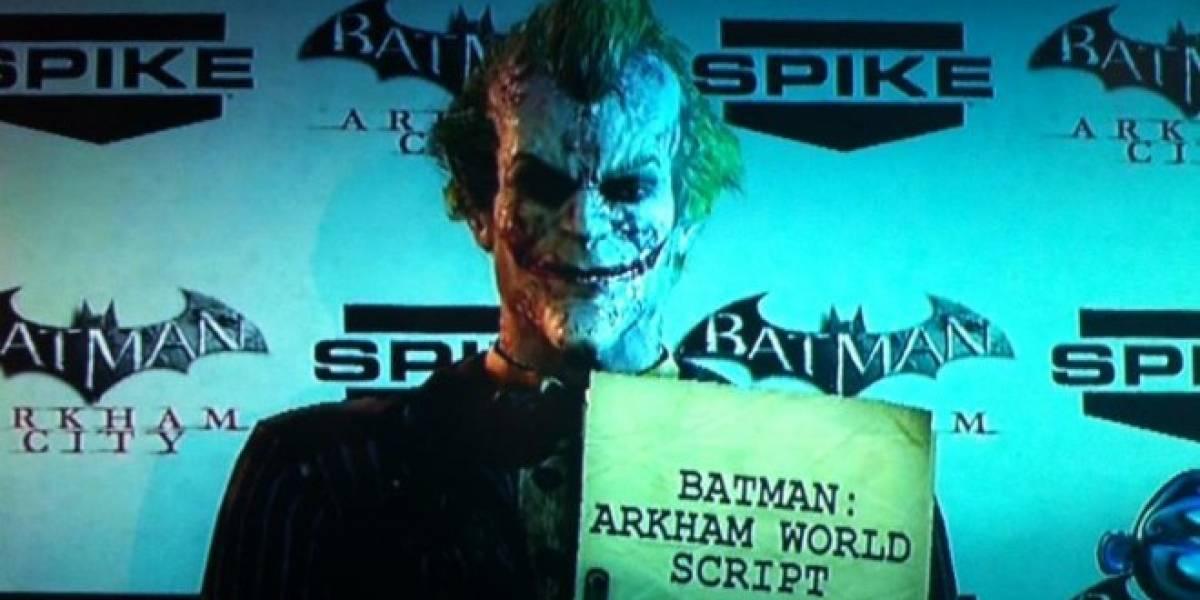 El nuevo juego de Batman Arkham llegará este mismo 2013, según informe financiero de WB Games