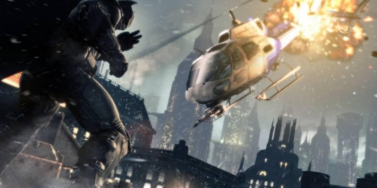 Video con 15 minutos de jugabilidad de Batman: Arkham Origins #E3