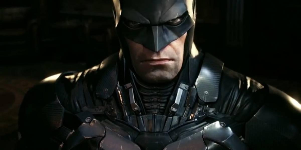 Vean el nuevo tráiler de Batman: Arkham Knight #E32014
