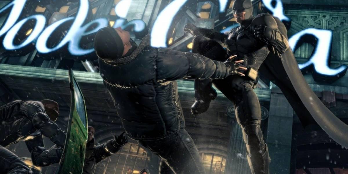 Nuevo tráiler de Batman: Arkham Origins nos presenta a Firefly [gamescom 13]
