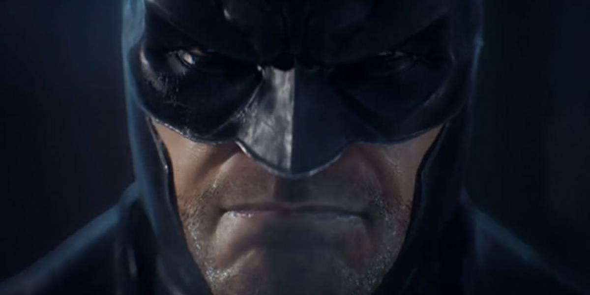 Miren el primer teaser tráiler de Batman: Arkham Origins