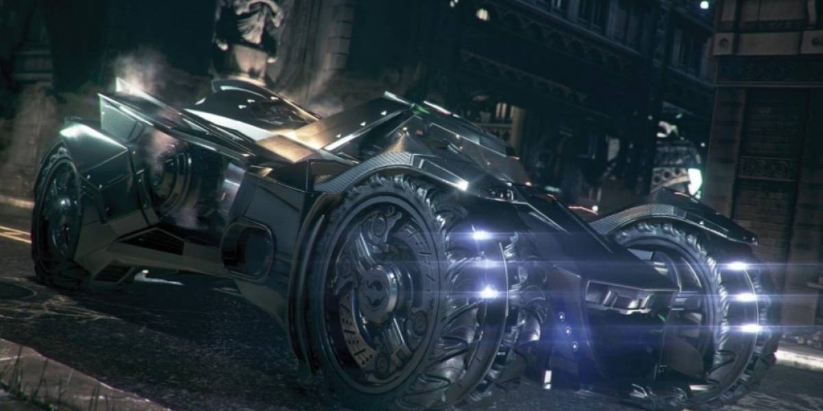 Batman: Arkham Knight llega en febrero, según Microsoft