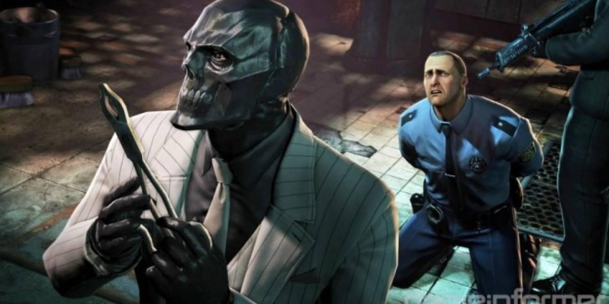 Batman: Arkham Origins se queda en esta generación de consolas