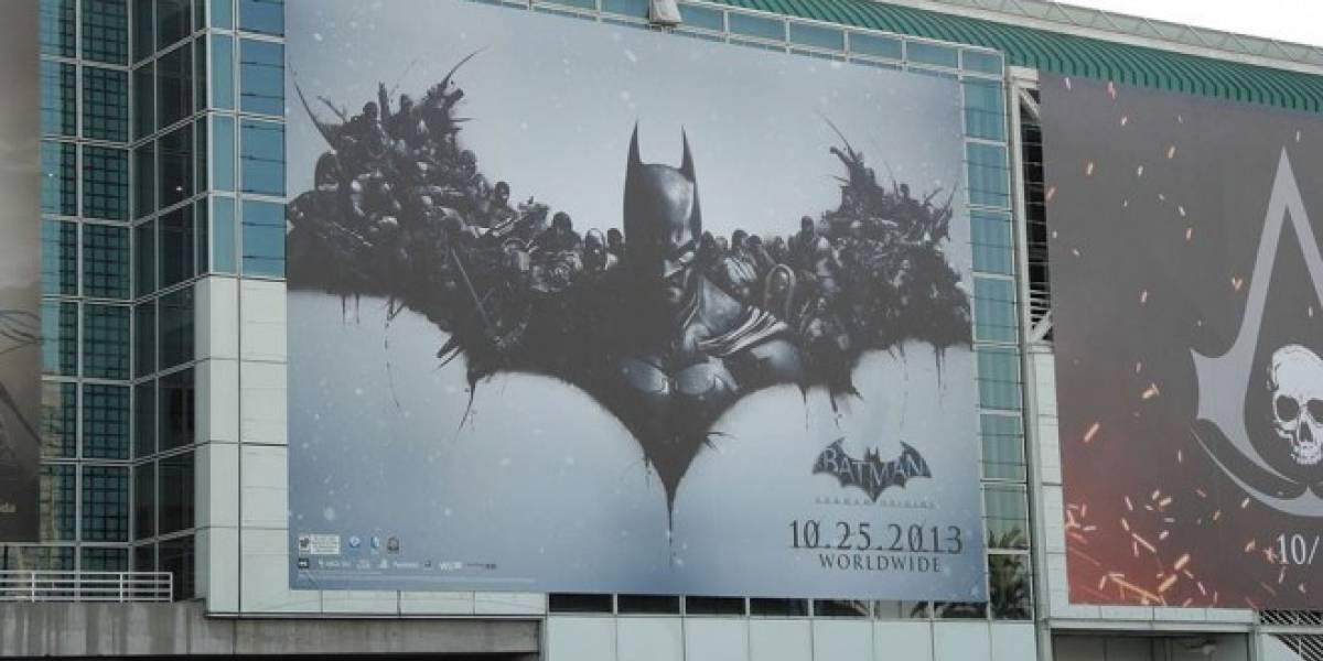 Batman y más detalles de Arkham Origins en un nuevo tráiler #E3