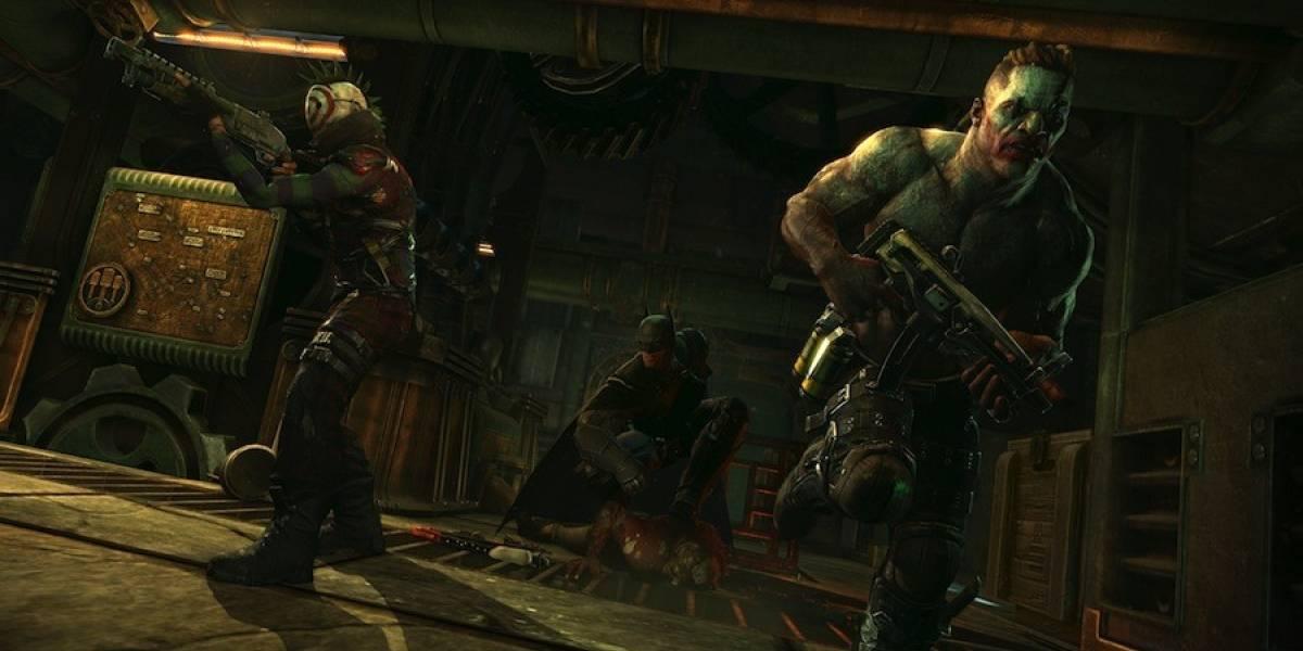 Nuevo modo multijugador aterriza en Batman: Arkham Origins
