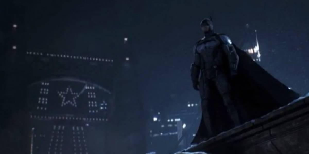 ¡Ahora sí! Échale un ojo al tráiler completo de Batman: Arkham Origins