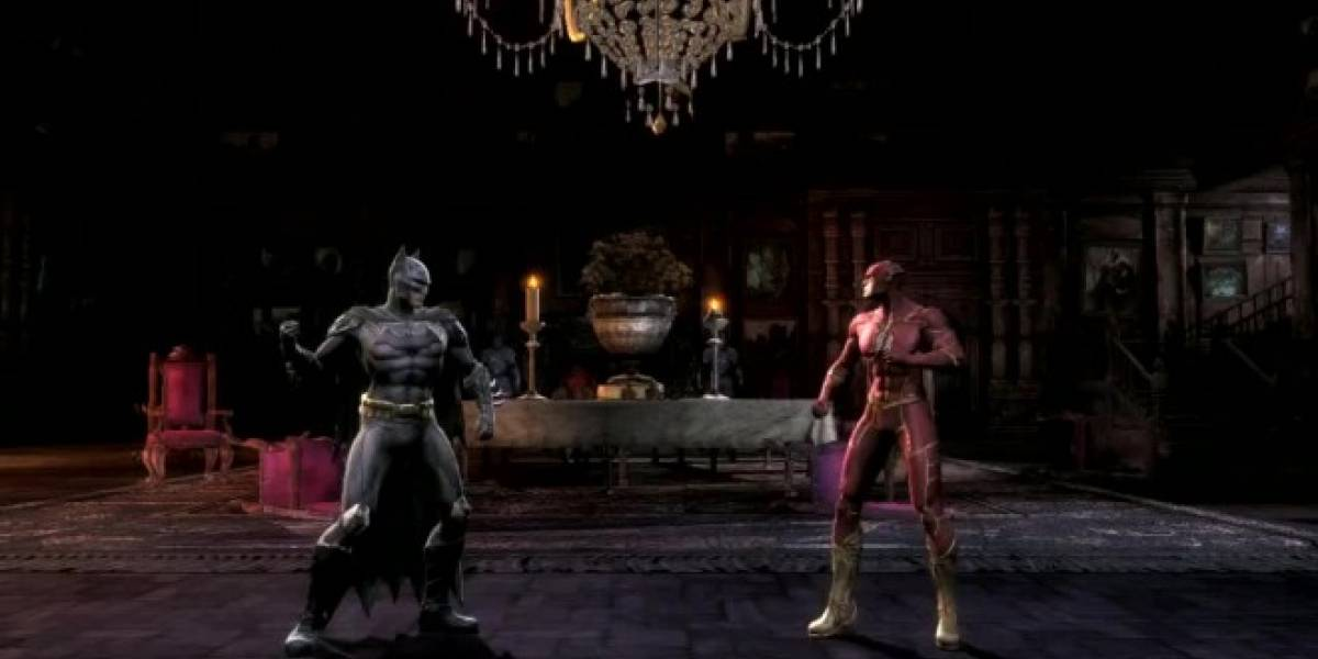 Semifinales de los combates de Injustice: Gods Among Us