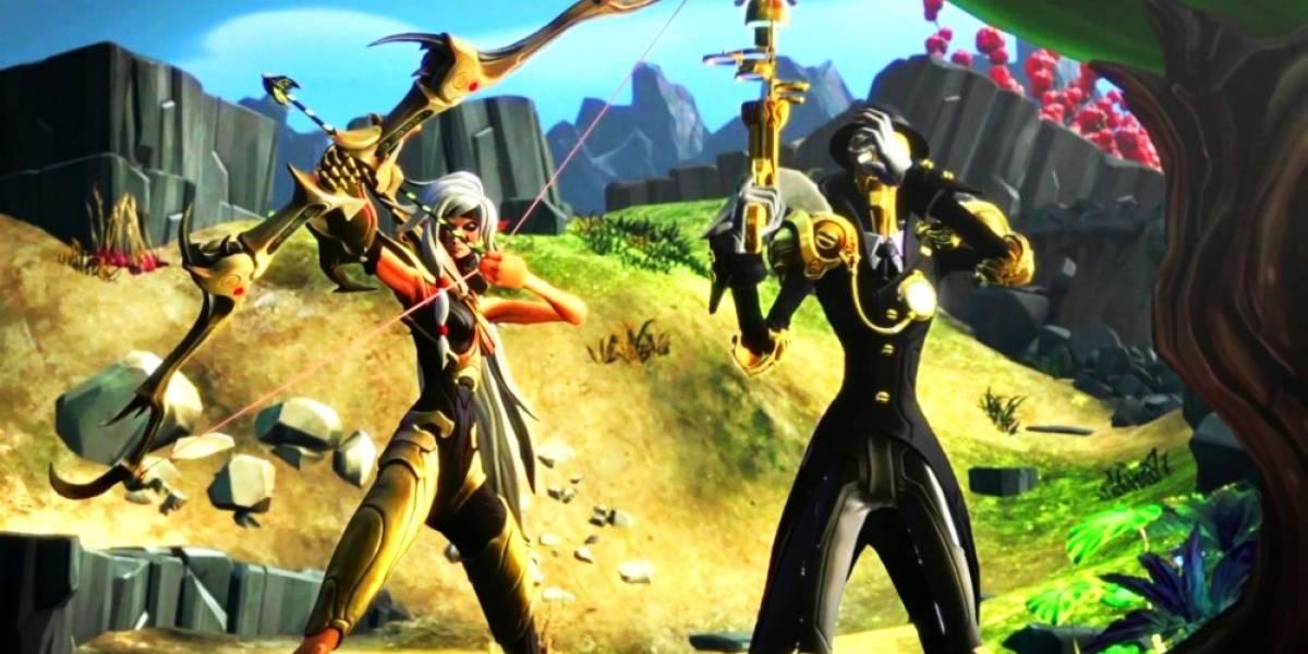 Gearbox presenta Battleborn, un FPS más RPG más MOBA
