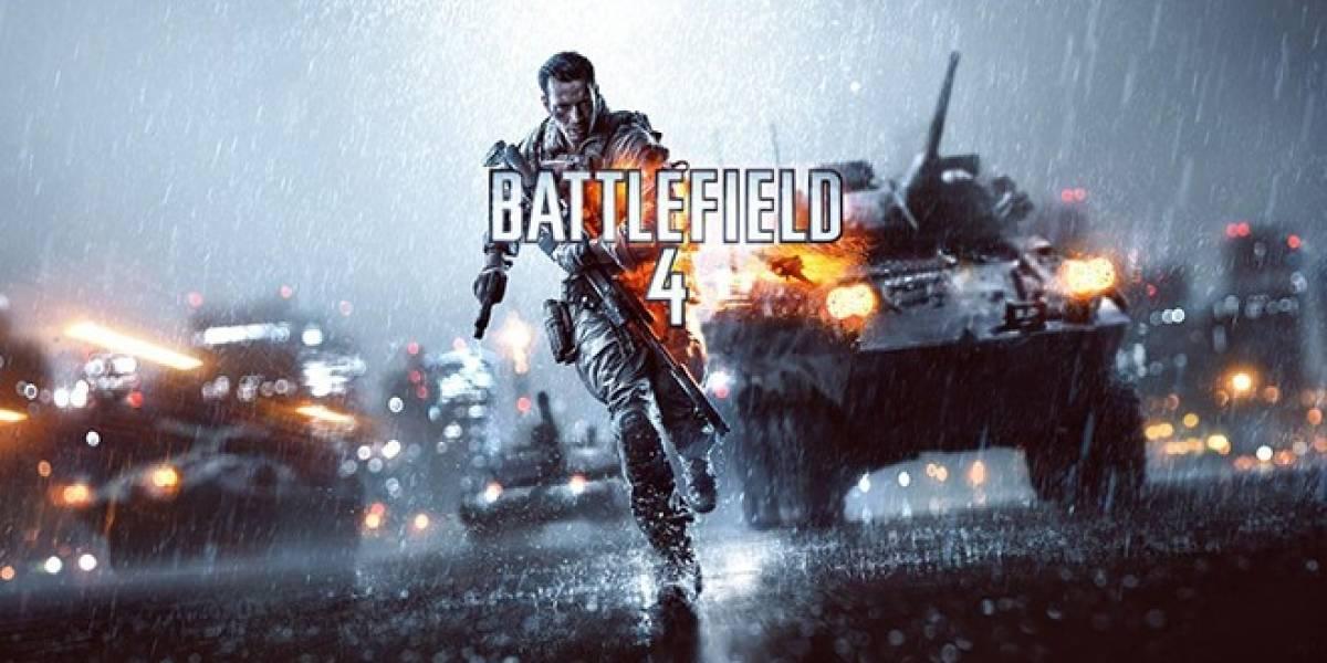 Battlefield 4 contará con servidores dedicados para Chile