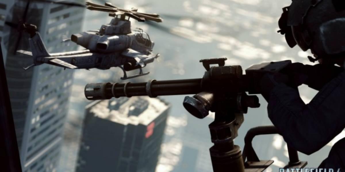Así es el multijugador de Battlefield 4