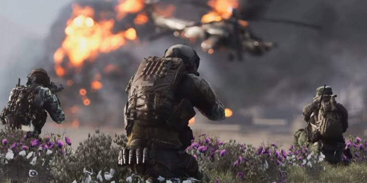 Battlefield 4 Through My Eyes, video hecho por fanáticos