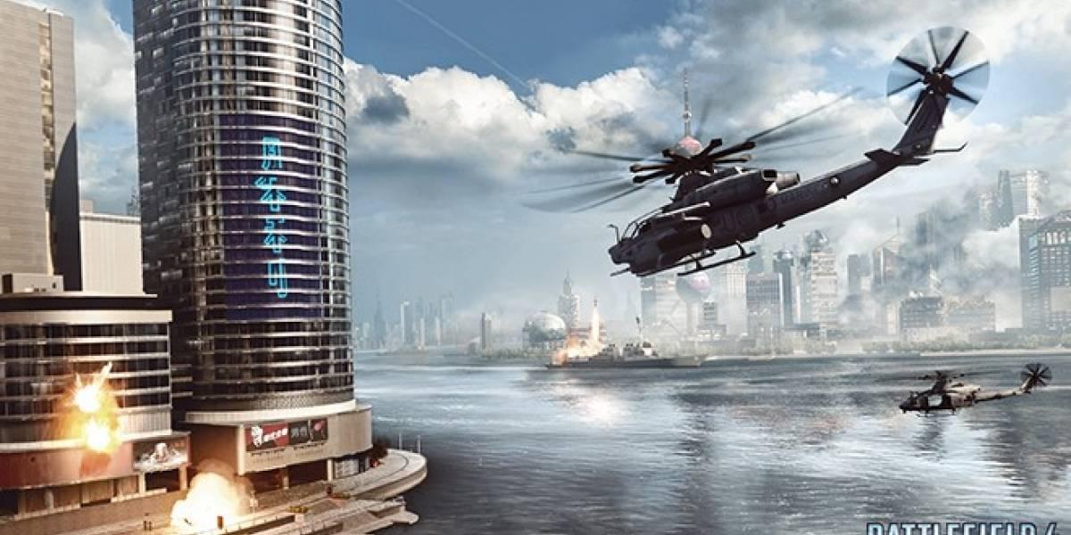 Battlefield 4 seguirá sin soportar mods en PC #E3