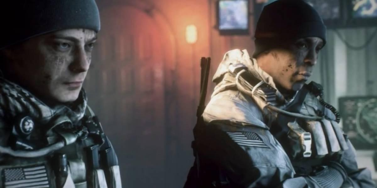 Battlefield 4 muestra su tráiler del modo historia