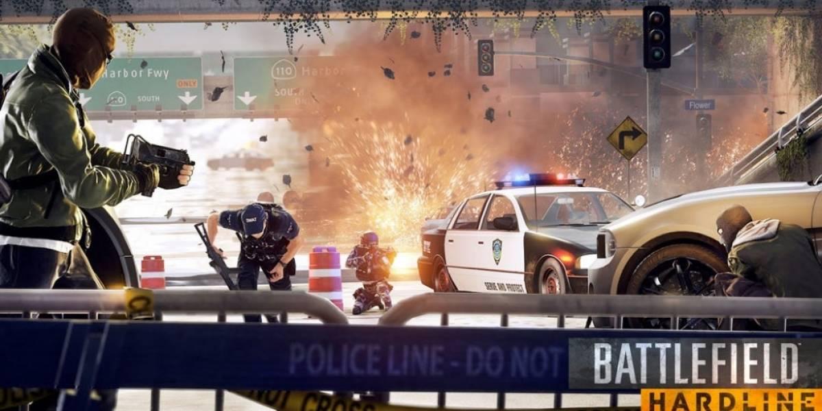 Beta de Battlefield Hardline se extiende por una semana más