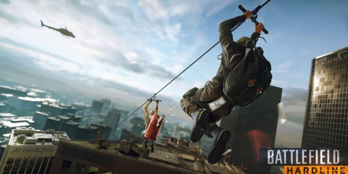 Battlefield Hardline también tendrá beta en Xbox One