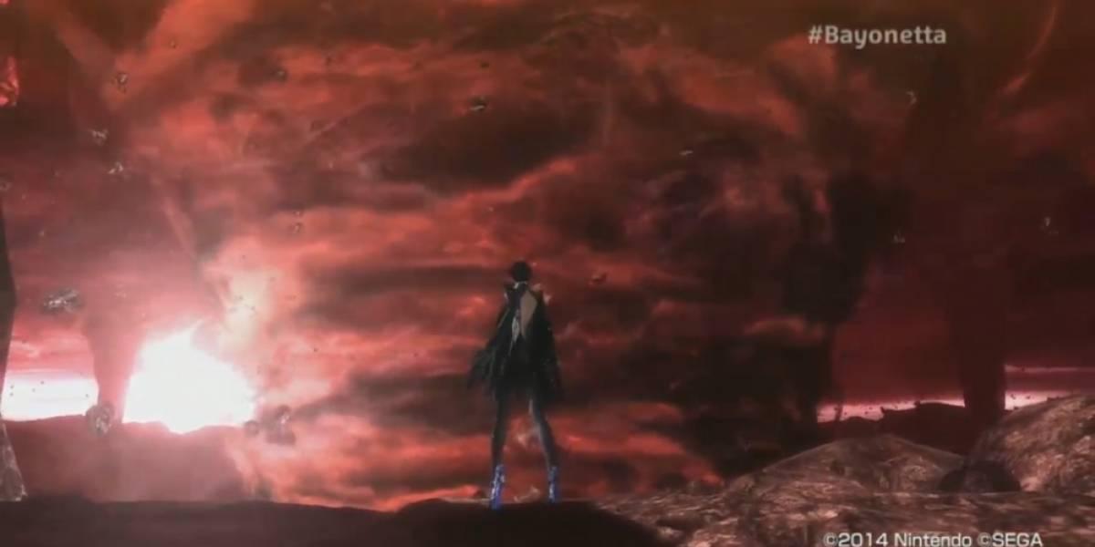 Bayonetta 2 llegará a Wii U durante octubre #E32014