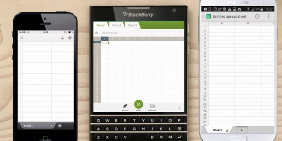 BlackBerry Passport tendría capacidad de grabar video en 4K