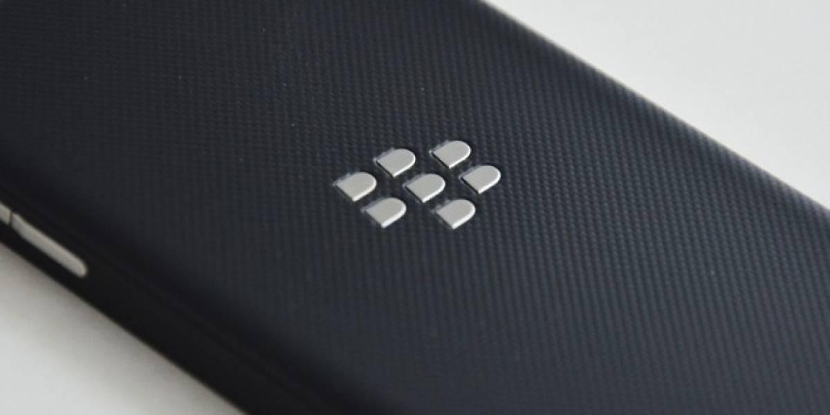 BlackBerry 10.3 se filtra y llega al Z10