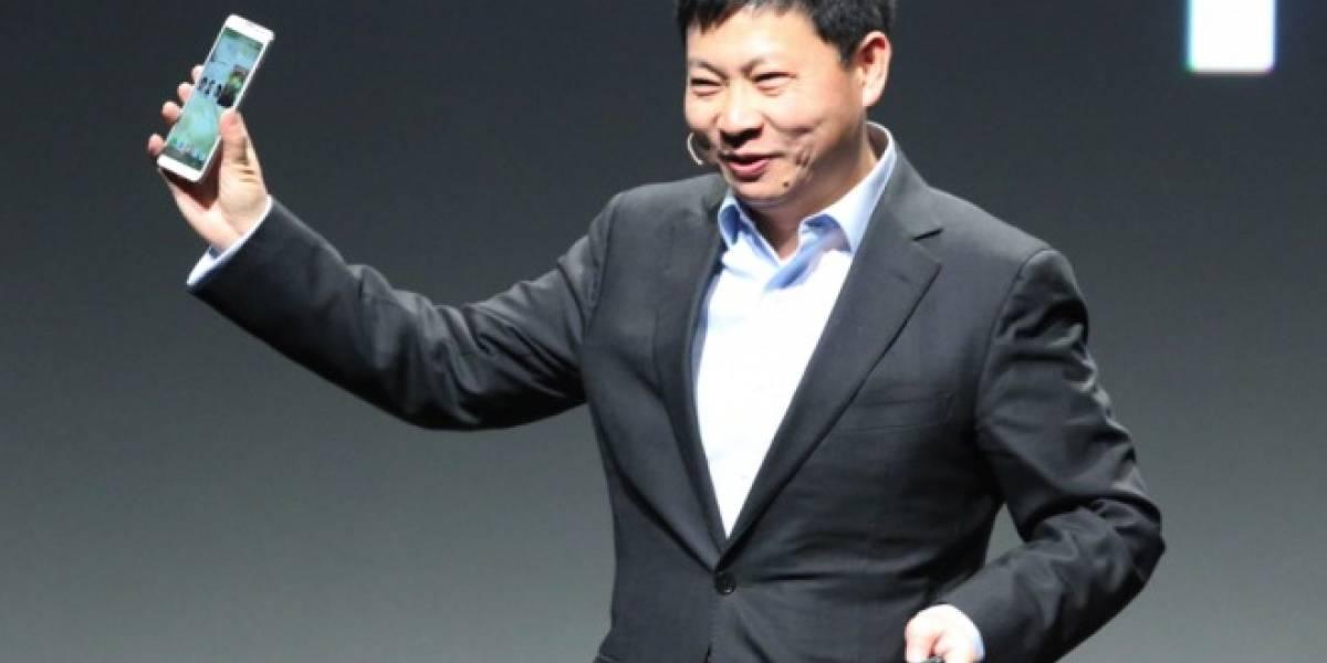 Huawei define no lanzar su móvil con Android y Windows Phone