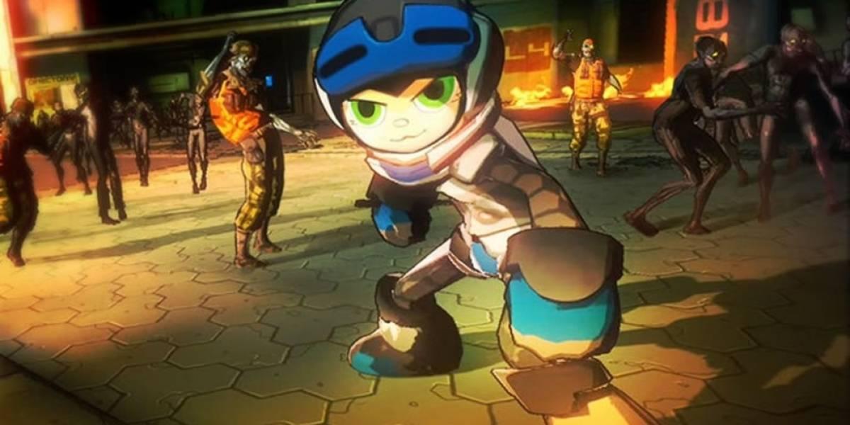 Yaiba Ninja Gaiden Z rendirá homenaje al Ninja Gaiden original