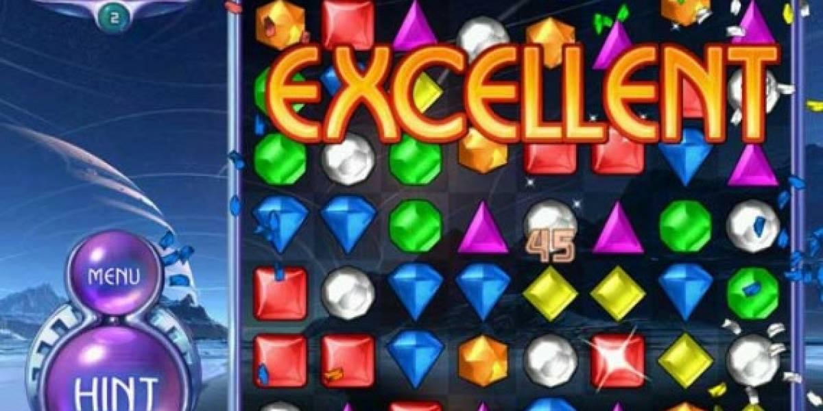 Un californiano rompió el récord del Bejeweled 2