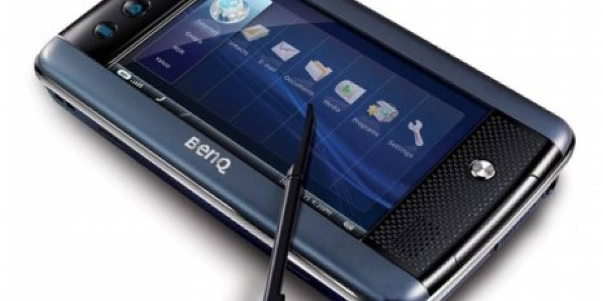 BenQ S6, el MID que hereda al Atom de Intel