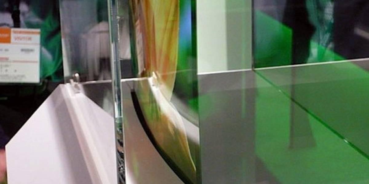 CEATEC 2008: Sony y su OLED de 0.3mm al desnudo