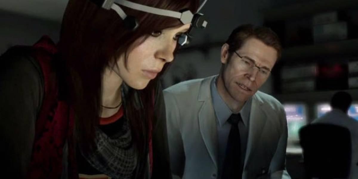 Se muestra nuevo tráiler de Beyond: Two Souls en el Festival de Cine de Tribeca