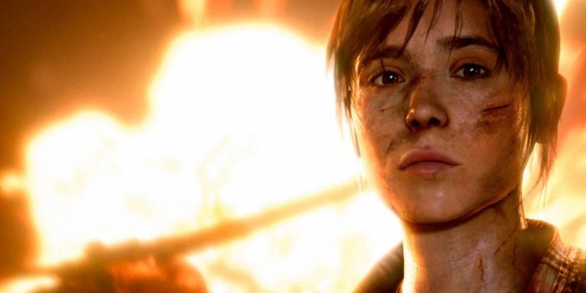 Beyond: Two Souls será localizado totalmente en español latinoamericano y portugués #E3