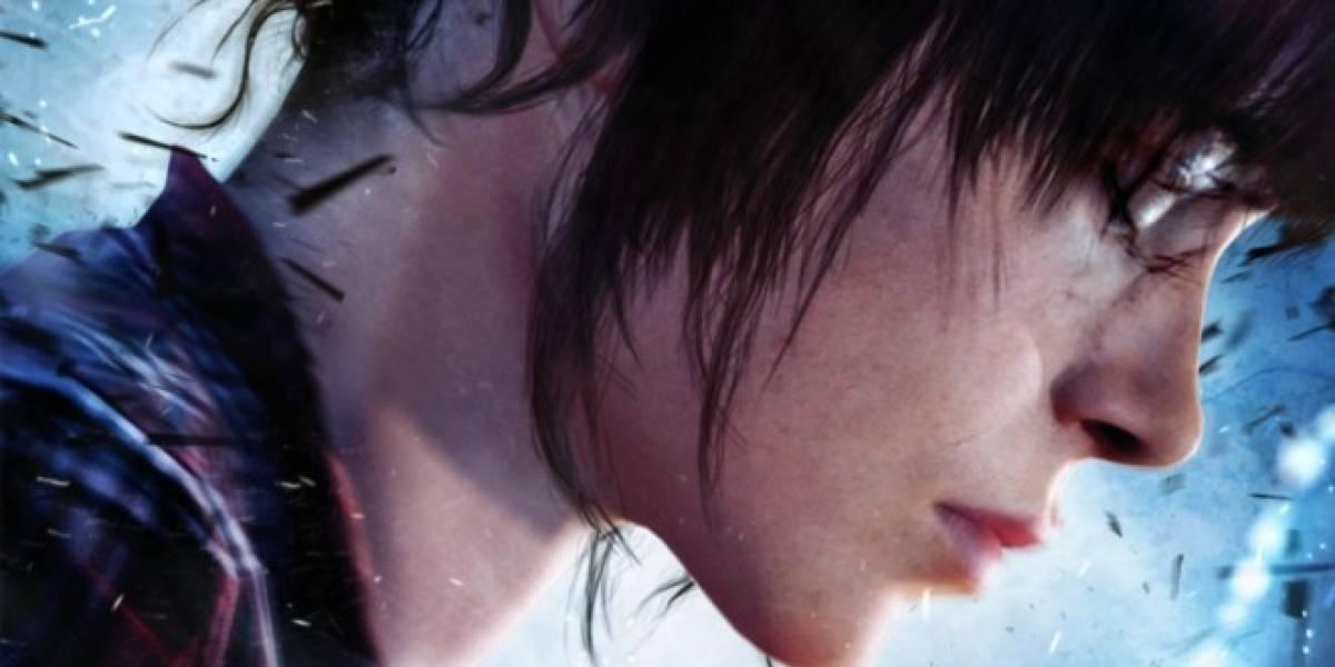 Sony revela y explica la portada de Beyond: Two Souls