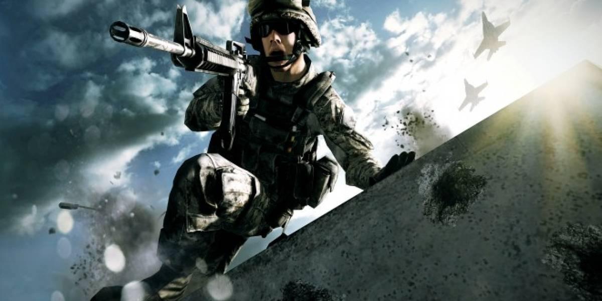 Battlefield 3 gratis para los miembros de PlayStation Plus en Norteamérica