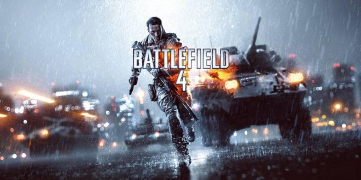 Acción, grandes gráficas y más en el tráiler multijugador de Battlefield 4 #E3