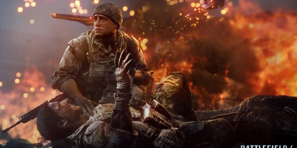 Battlefield 4 para Xbox 360 llegará con instalación de 14 GB