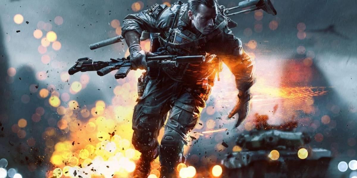 Nuevo parche de Battlefield 4 para PS4 le da más estabilidad al juego