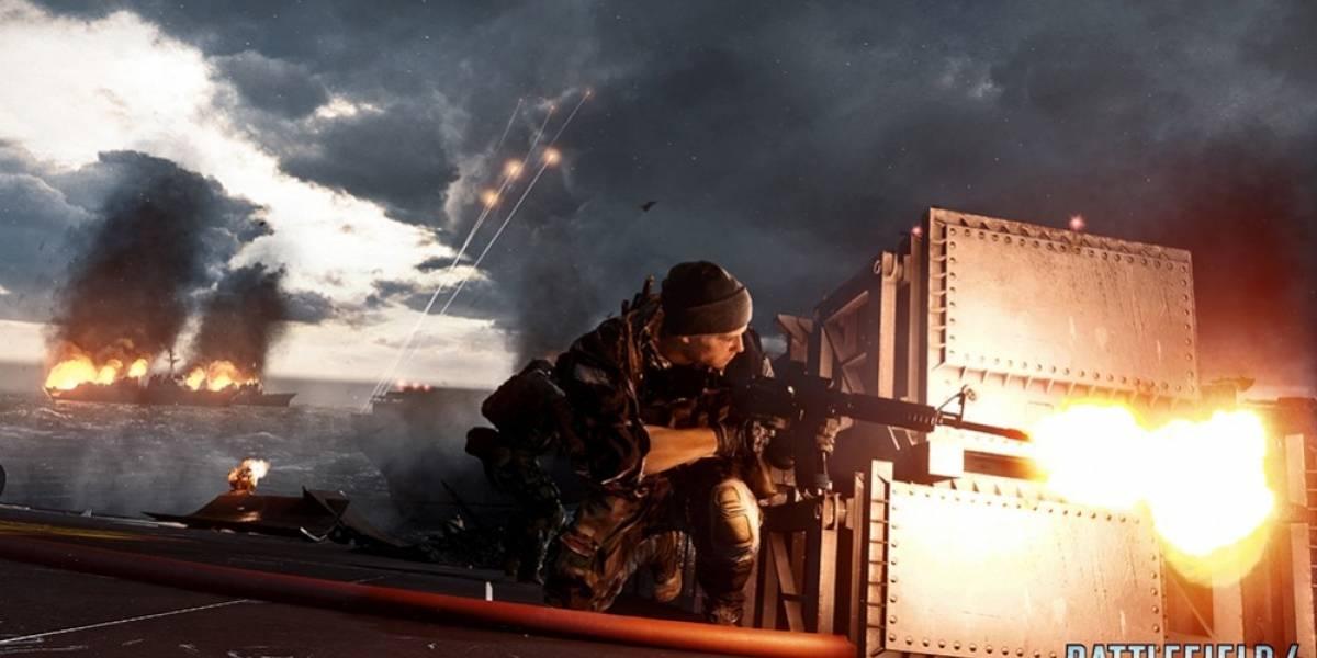 Battlefield 4 en Xbox One utilizará Kinect