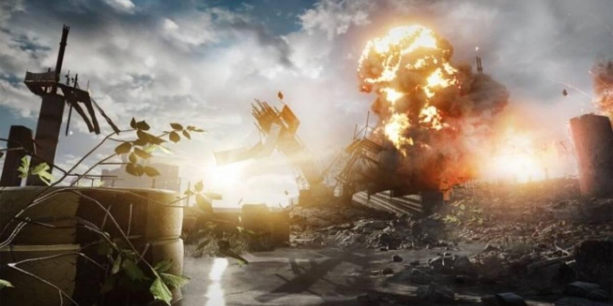 Battlefield 4: DICE transmitirá partidas multijugador en vivo de la E3
