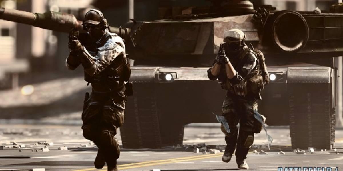 DICE libera nueva actualización para Battlefield 4 en la PS4