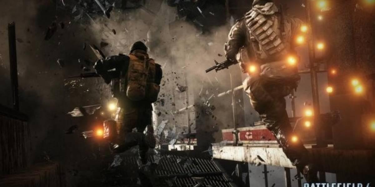Battlefield 4 estrena sus primeros videos