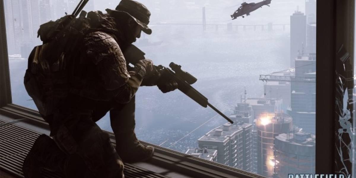 DICE revela más detalles del modo Espectador de Battlefield 4