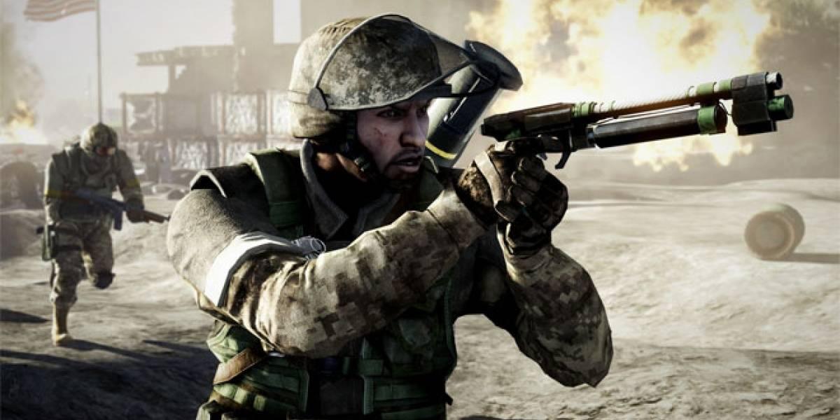 Battlefield: Bad Company 2 forma parte de los juegos de octubre en Games with Gold