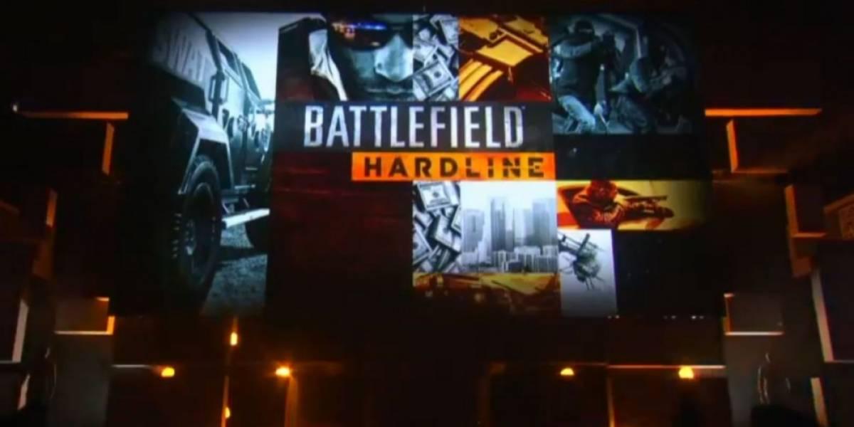 La beta de Battlefield Hardline inicia hoy en PC y PS4 #E32014