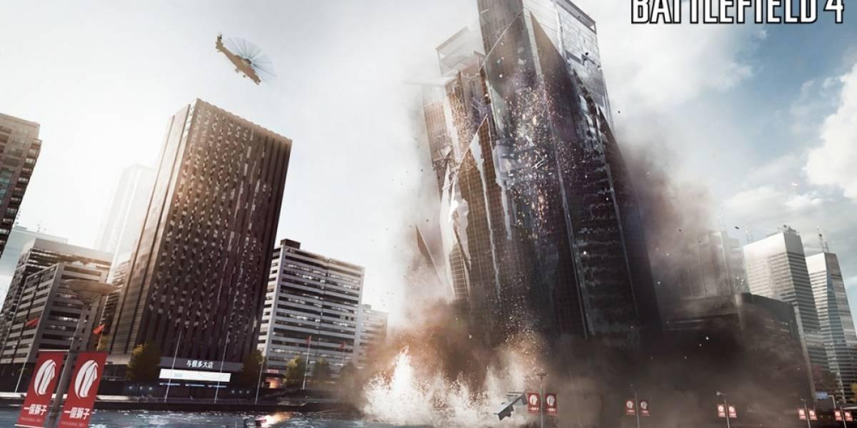 Vean más de una docena de videos del multijugador de Battlefield 4