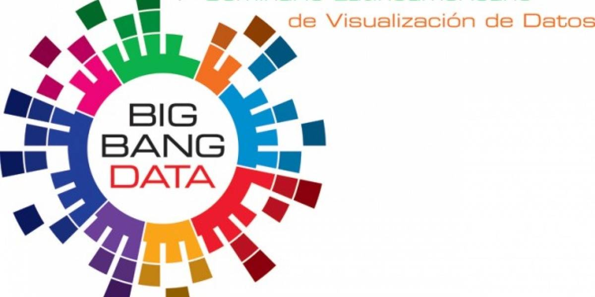 Chile: Big Bang Data, seminario sobre visualización de información
