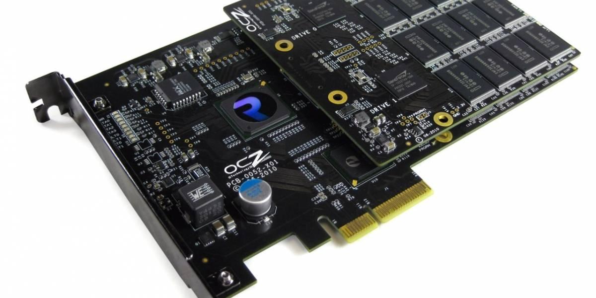 OCZ SSD Revodrive X2 caen en manos de reviewvers.
