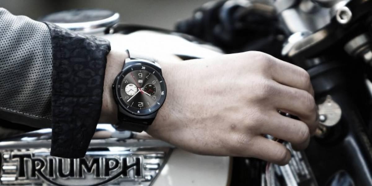 webOS llegará a los smartwatch de LG